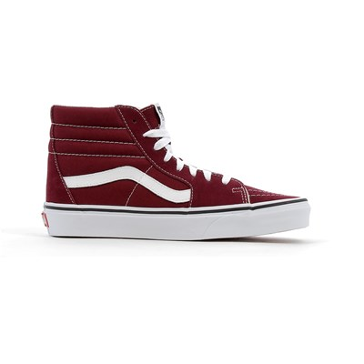 Vans SK8-HI BASKETS MONTANTES BORDEAUX Chaussure France_v12680