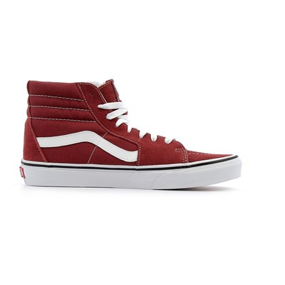 Vans SK8-HI BASKETS MONTANTES BORDEAUX Chaussure France_v12679
