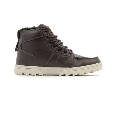 DC Shoes WOODLAND BOOTS MARRON