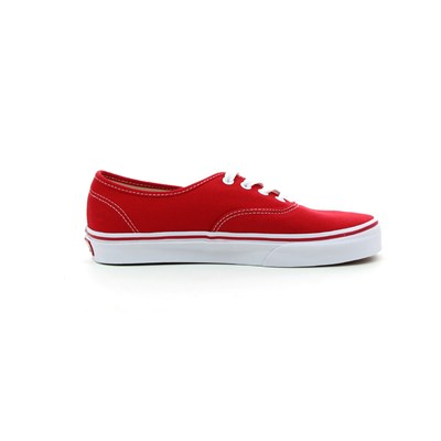 Vans AUTHENTIC BASKETS BASSES ROUGE Chaussure France_v9420