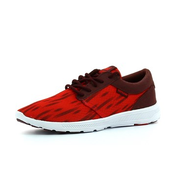 Supra HAMMER BASKETS BASSES ROUGE