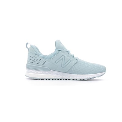 New Balance 574 SPORT DECON W BASKETS BASSES BLEU Chaussure France_v12650