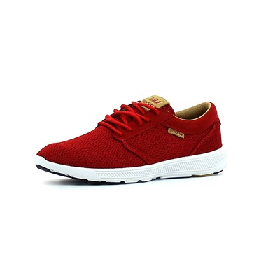 Supra HAMMER RUN BASKETS BASSES ROUGE Chaussure France_v4397