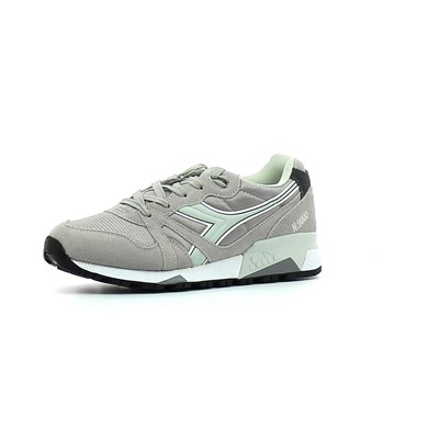 Diadora N9000 NYL II BASKETS BASSES GRIS Chaussure France_v5973