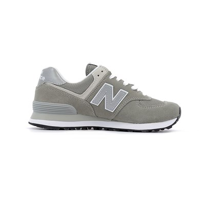 New Balance WL574 CORE BASKETS BASSES GRIS Chaussure France_v11583