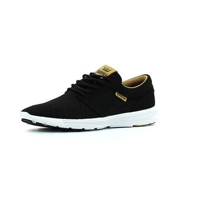 Supra HAMMER RUN BASKETS BASSES NOIR