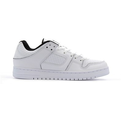 DC Shoes MANTECA SE BASKETS BASSES BLANC Chaussure France_v9564