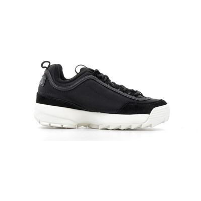 Fila DISRUPTOR SATIN WMN BASKETS BASSES NOIR