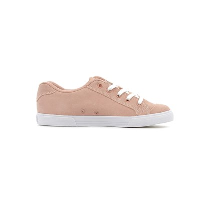 DC Shoes CHELSEA SE BASKETS BASSES ROSE