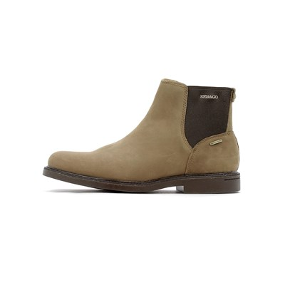 Sebago TURNER CHELSEA WATERPROOF BOTTES MARRON