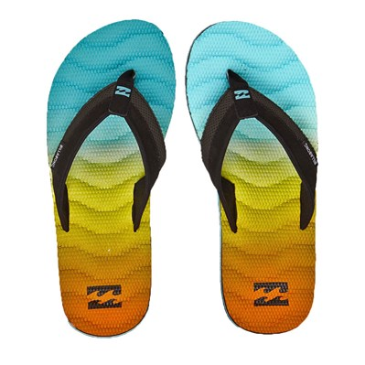Billabong DUNES IMPACT FADE TONGS ORANGE