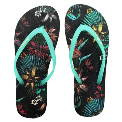 O'Neill PRINTED FLIP FLOP TONGS VERT Chaussure France_v1326