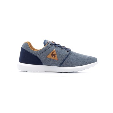 Le Coq Sportif DYNACOMF CRAFT BASKETS BASSES BLEU