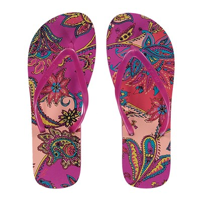 O'Neill MOYA TWO FLIP-FLOPS TONGS ROSE Chaussure France_v1140