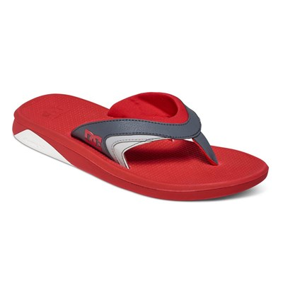DC Shoes RECOIL M TONGS ROUGE