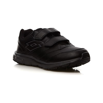 Lotto BASKETS BASSES NOIR Chaussure France_v379