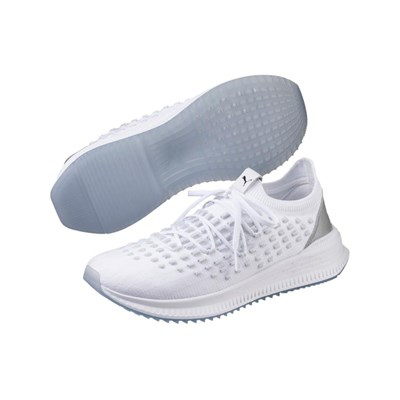 Chaussures Homme | Puma AVID BASKETS BASSES BLANC
