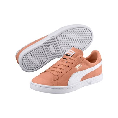 Puma COURT STAR LEDERSNEAKERS ROSA