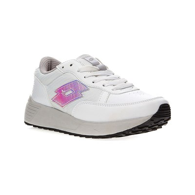 Lotto LOW SNEAKERS SILBERFARBEN