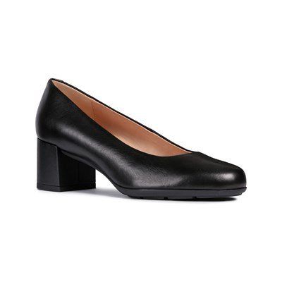Chaussures Femme | Geox NEW ANNYA MULES NOIR