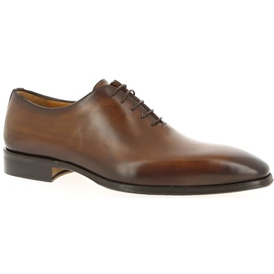 FLECS DERBIES COGNAC Chaussure France_v17204