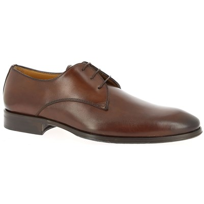 FLECS DERBIES MARRON Chaussure France_v17206