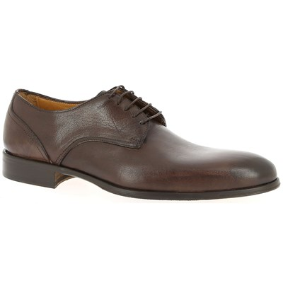 FLECS DERBIES MARRON Chaussure France_v17205