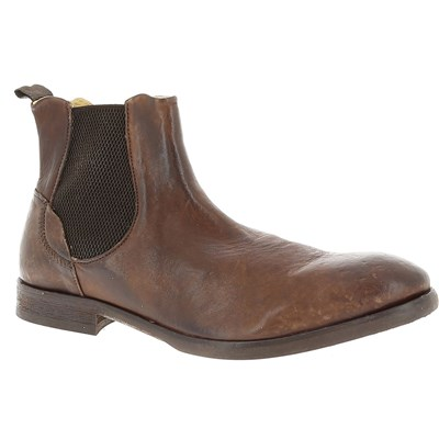 Hudson BOOTS MARRON Chaussure France_v17696