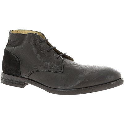 Hudson DERBIES NOIR Chaussure France_v17698