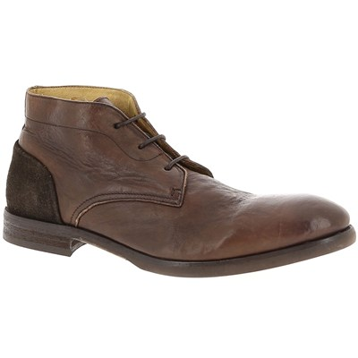 Hudson DERBIES MARRON Chaussure France_v17697