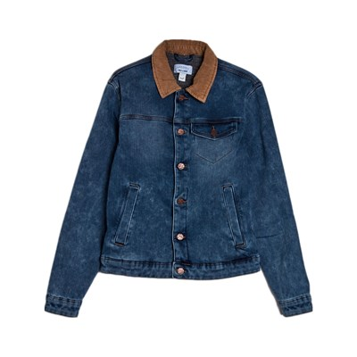 Only & sons GIACCA IN JEANS BLU JEANS