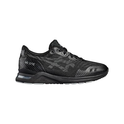 Asics GEL LYTE EVO BASKETS RUNNING NOIR Chaussure France_v10974