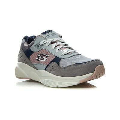 Skechers BASKETS BASSES GRIS