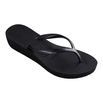 Havaianas HIGHT TONGS NOIR Chaussure France_v2523