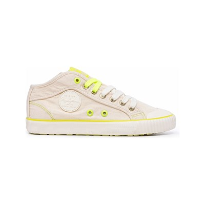 Pepe Jeans Footwear INDUSTRY NEON LOW SNEAKERS NATURFARBEN
