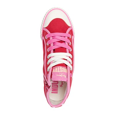 Montantes Baskets 19 3010370 Pepe Footwear Basic Industry Jeans Synthétique Rose nqUqYXwO