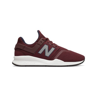 New Balance MS247 BASKETS BASSES BORDEAUX Chaussure France_v7967