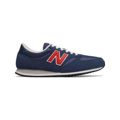 New Balance U420 LOW SNEAKERS MARINEBLAU