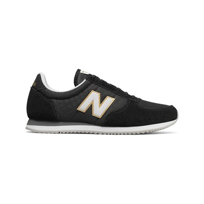 New Balance WL220 LOW SNEAKERS SCHWARZ