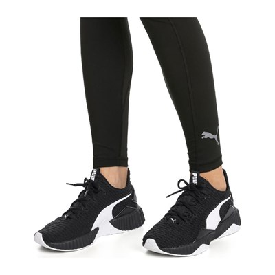 Puma DEFY LOW SNEAKERS SCHWARZ