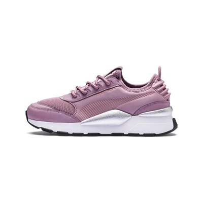Puma TROPHY LOW SNEAKERS VIOLETT