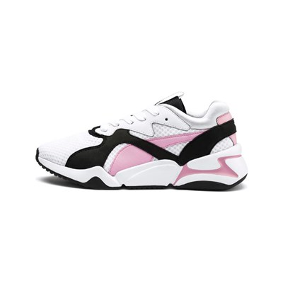 Puma NOVA 90'S LOW SNEAKERS WEIß
