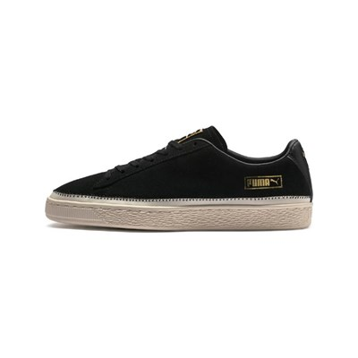 Puma SNEAKERS IN PELLE NERO