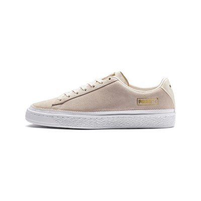 Puma ARROWHEAD BASKETS EN CUIR BEIGE Chaussure France_v3946