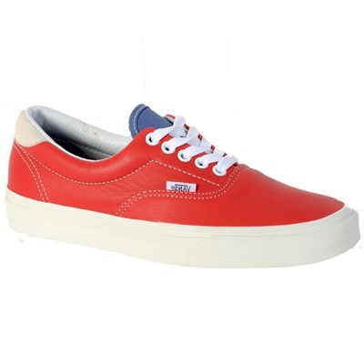 Vans ERA 59 (C&L) BASKETS BASSES ROUGE Chaussure France_v7104