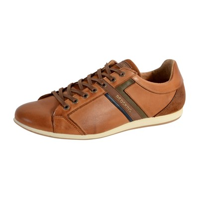 Chaussures Homme | Redskins WASEK BASKETS BASSES MARRON