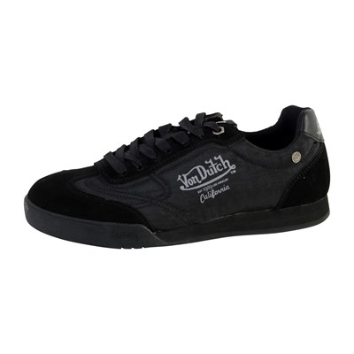 Von Dutch BASKETS BASSES NOIR
