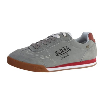 Von Dutch BASKETS BASSES GRIS