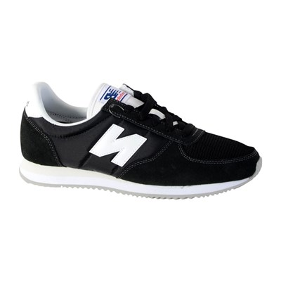 New Balance U220 BASKETS BASSES NOIR Chaussure France_v7860