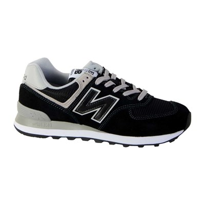 New Balance ML574 BASKETS BASSES NOIR Chaussure France_v13522